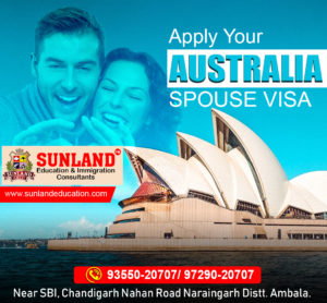 Spouse visa for Australia